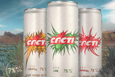 spiked seltzer released this year