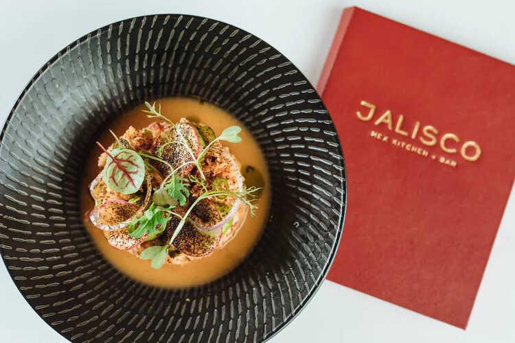 Jalisco  Mex Kitchen + Bar