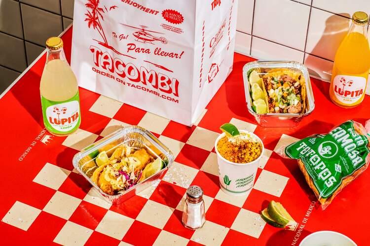 Tacombi Café El Presidente