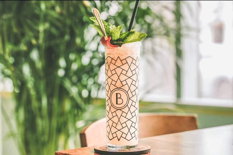 Blossom Bar