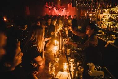 The Drake Hotel bar
