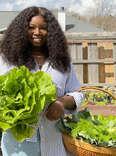 black girls with gardens founder