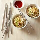 Stainless Steel Chopsticks - Set of 5