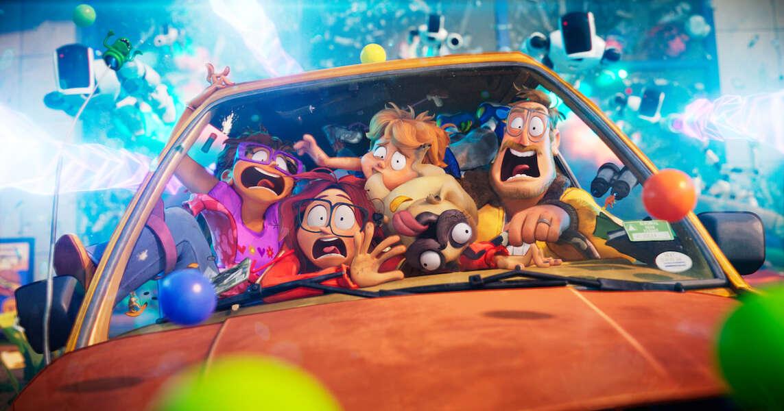 Best Animated Movies on Netflix: Top Cartoon and Animated Movies - Thrillist