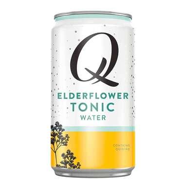 Q Mixers Elderflower Tonic Water (24-pack)