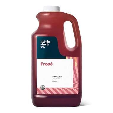Kelvin Slush Co. Organic Frozen Cocktail & Slush Mix