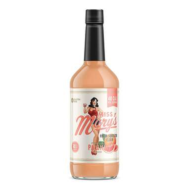 Miss Mary's Fresh Squeezed Paloma Mix