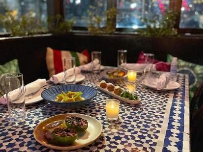 FANDI MATA - Restaurant Bar Lounge Mezcaleria
