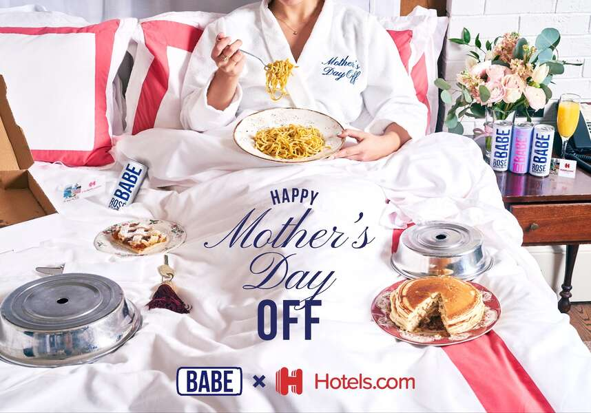 Babe Wine and Hotels.com Want to Give Your Mom a Boozy Weekend Away