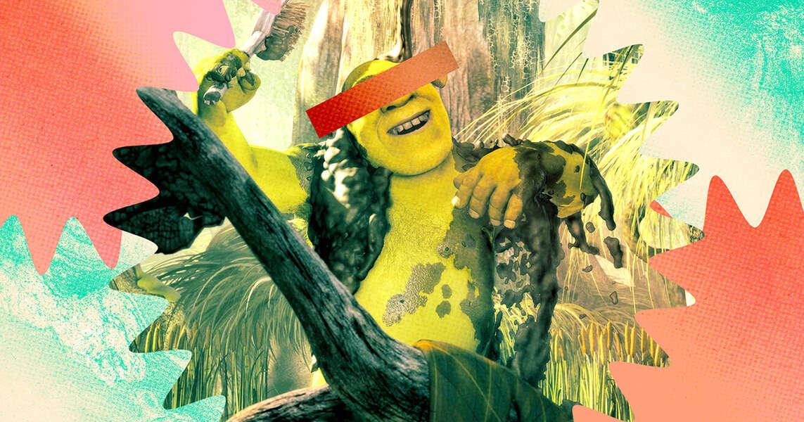 How 'Shrek' Achieved a Strange, Perverted Online Afterlife