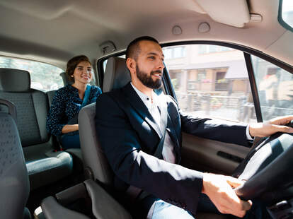 Uber free vaccination ride