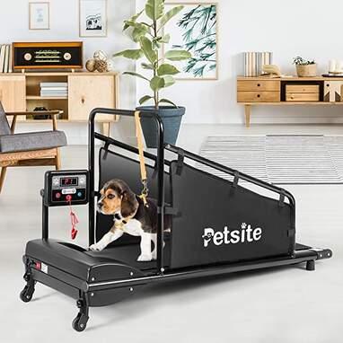 Petsite Dog Treadmill with Remote Control