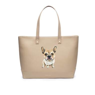 Dog custom purse