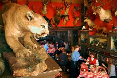 The Buckhorn Exchange Restaurant