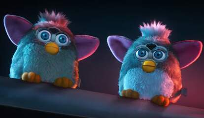 furby, the mitchells vs. the machines