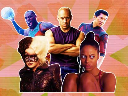 summer movies 2021