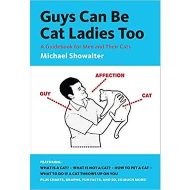 Cat dad book