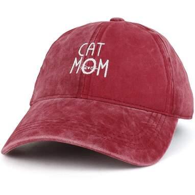 Dog mom baseball hat