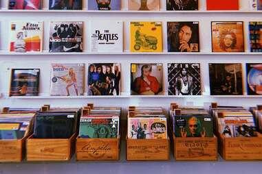 Spinster Records Dallas