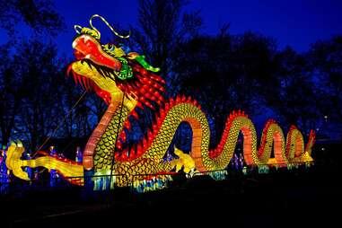 Franklin Square Chinese Lantern Festival