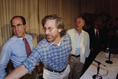 dreamworks press conference 1994