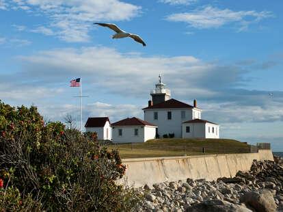 Watch Hill Lighthouse