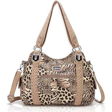 Angel Barcelo Hobo Womens Handbag