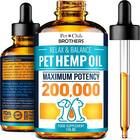 Calming Hemp Oil for Dogs and Cats