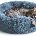 Whiskers & Friends Calming Orthopedic Cat Bed