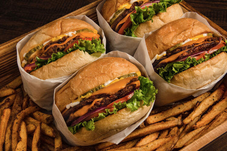 Blissful Burgers