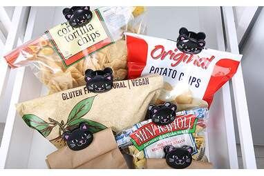 Black cat clips