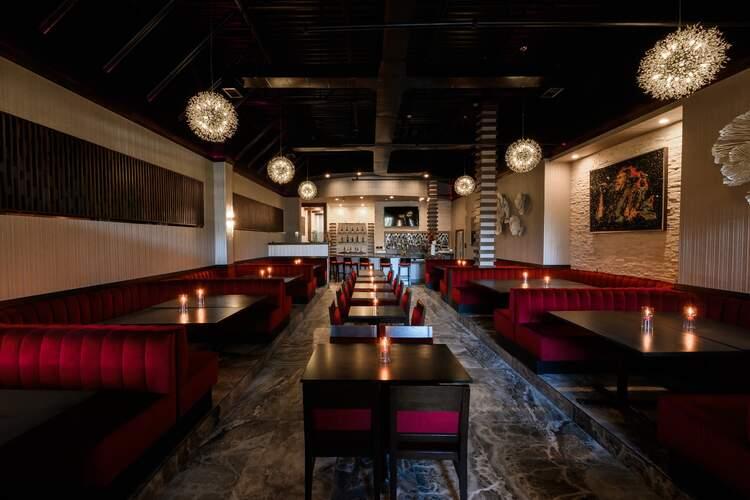 Continent Restaurant & Cigar Lounge