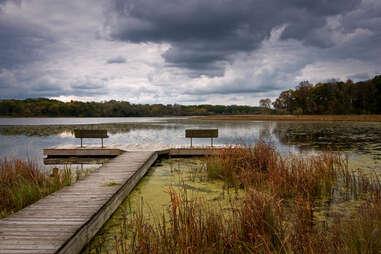Lake Defiance