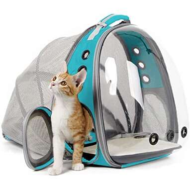 Lollimeow Cat Carrier Backpack
