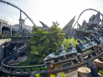 new theme park rides 2021