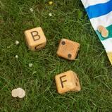 Forward Backward Center Lawn Game