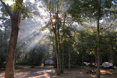 Burlingame State Park Campground