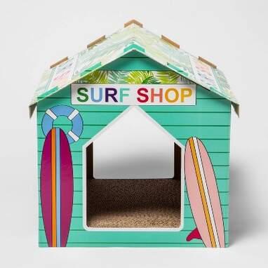 Surf Shop Basic Cat Scratch House