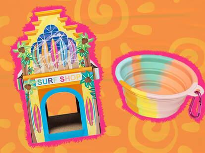 target sun squad cat surf shack house