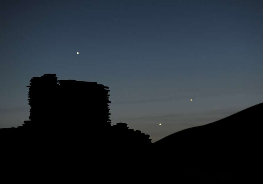 Mercury Is at Its Greatest Elongation, so It's a Great Night To Look For the Planet