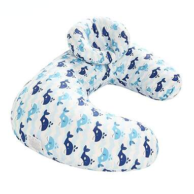 Borje 45° Angle Newborn Breastfeeding Lounger