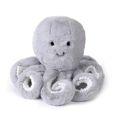 Lambs & Ivy Octopus Stuffed Animal Toy