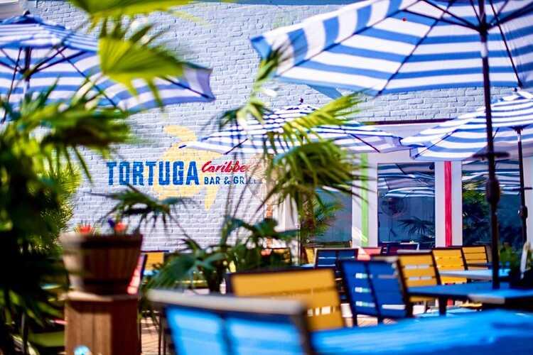 Tortuga Caribbean Bar & Grill