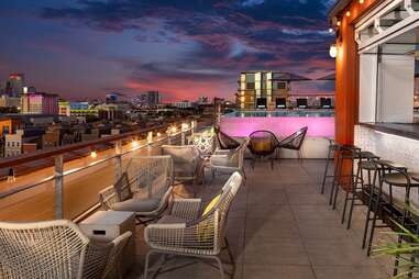 Gallery Rooftop Lounge