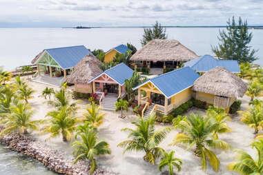 Little Harvest private island