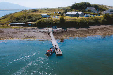 Collanmore Island Lodge