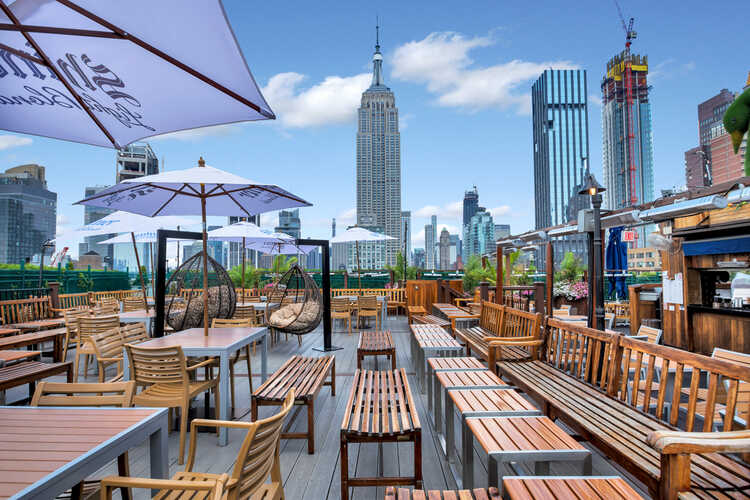 230 Fifth Rooftop Lounge