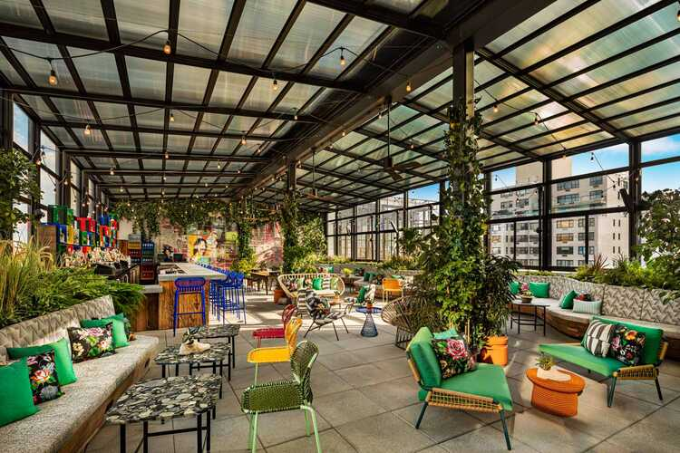 The Ready Rooftop Bar