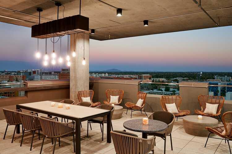 Alibi Rooftop Lounge
