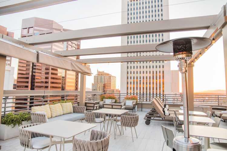 Floor 13 Rooftop Bar